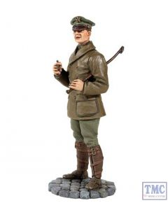 B10045 W.Britain Colonel Douglas MacArthur WW1 Rainbow Division 1917 Museum Collection