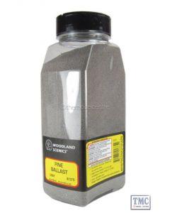 B1375 Woodland Scenics Grey Fine Ballast