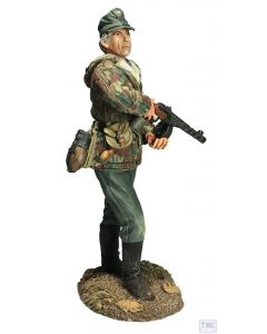 B25075 W.Britain German Infantry NCO With PPSH-41 World War II