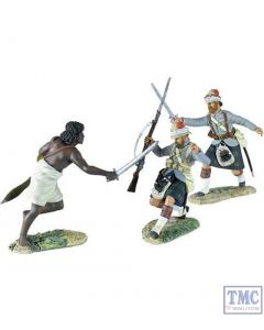 B27012 W.Britain Not Today 3 Piece Ltd. Ed. of 350 Sets War Along the Nile Collection