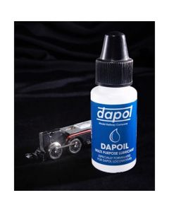 B807 Dapol Dapoil Low Viscosity Multi Purpose Lubricant (N/HO/OO Scales) 20ml