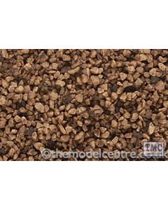 B86 Woodland Scenics Brown Coarse Ballast (Bag)