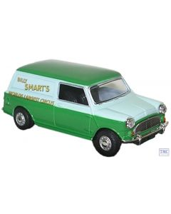 BC001 Oxford Diecast 1:43 Scale Billy Smarts Circus Mini Van