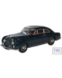 BCF002 Oxford Diecast 1:43 Scale Dawn Blue Bentley S1 Continental Fastback Bentley S1
