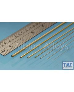 BW25 Albion Alloys Brass Rod 2.5 mm 4 Pack