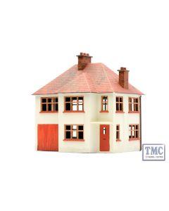 C027 Dapol OO Gauge Detached House Plastic Kit