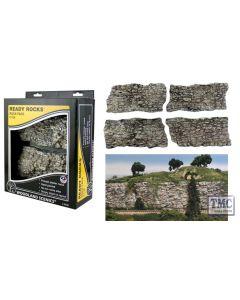 C1138 Woodland Scenics Rock Face Ready Rocks
