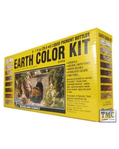 C1215 Woodland Scenics Earth Colours Kit