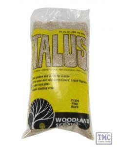 C1270 Woodland Scenics Fine Buff Talus