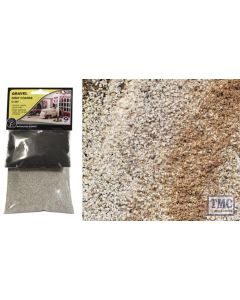 C1287 Woodland Scenics Coarse Grey Gravel