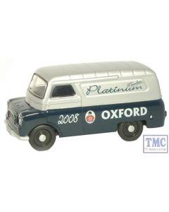 CA022 Oxford Diecast O Gauge Platinum Vehicle 2008
