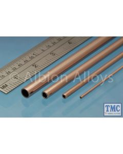 CT3M Albion Alloys Copper Tube 3 x 0.45 mm 4 Pack