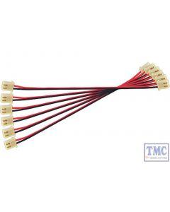 DCD-ME6.300 DCC Concepts Alpha Mimic Extension Leads (6 x 300mm)