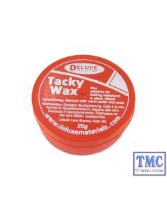 DLAD-29 Deluxe Materials Tacky Wax (28gm)