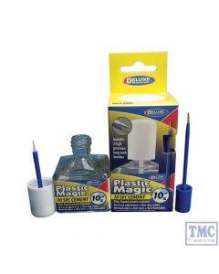 AD-83 Deluxe Materials Plastic Magic 10 Second Cement (40ml)