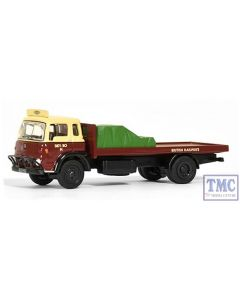 E23406 Exclusive First Edition (EFE) 1:76 Scale (OO Gauge) Bus Bedford TK 2 Axle Flatbed Lorry British Railways