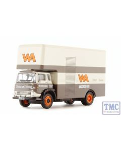 E23606 OO Gauge Bedford TK Bedford Tk Box Van Wallace Arnold Exclusive First Edition (EFE)
