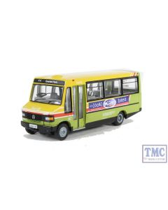 E24907 Exclusive First Edition (EFE) 1:76 Scale (OO Gauge) Bus Reeve Burgess First Cymru Grenfell Park 44