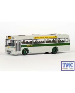 E35701 OO Gauge BET 4 Bay RC Class Green Line Exclusive First Edition (EFE)