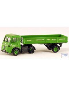 EM76510 Classix OO/HO Scale Jen-Helecs & Dropside Trailer B ARMITAGE SHODDY MERCHANTS & WOOL COMBERS