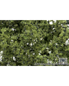 F1132 Woodland Scenics Light Green Fine Leaf Foliage