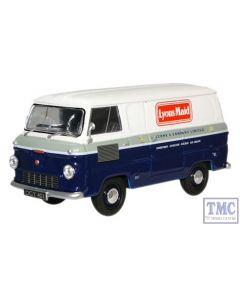 FDE009 Oxford Diecast 1:43 Scale Lyons Maid Ford 400E Ford 400E