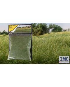 FS622 Woodland Scenics 7mm Static Grass Medium Green