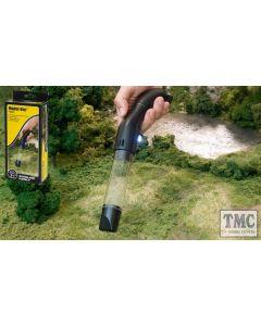 FS640 Woodland Scenics Static Grass Model Vac