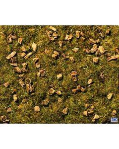 GM174 Gaugemaster Static Grass/Flock - Woodland Floor & Grass (30g)