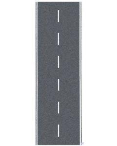 GM370 Gaugemaster OO Gauge OO/HO 80mm Wide Self-Adhesive Tarmac Road (1m)