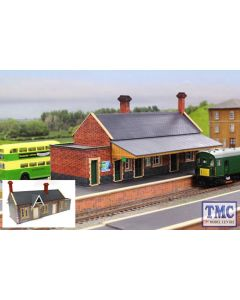 GM401 Gaugemaster Structures OO Gauge Fordhampton Station Plastic Kit