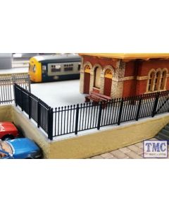 GM429 Gaugemaster OO Scale Mortimer GWR Spear Station Fencing