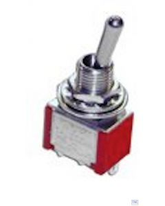 GM510 Gaugemaster SPDT Momentary Contact Mini-Toggle Switch for Point Motors
