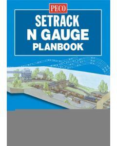IN-1 Peco N Setrack Planbook Peco