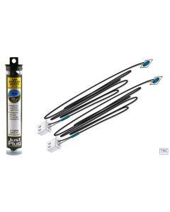 JP5738 Woodland Scenics Just Plug Blue Stick-on LED Lights