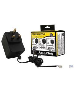 JP5772 Woodland Scenics Just Plug Power Supply - UK