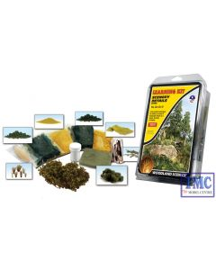 LK956 Woodland Scenics Scenery Details Learning Kit