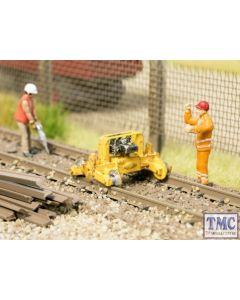 N13644 Noch HO/OO Scale 3D Minis - Track Lifting Machine
