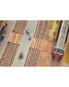 N14422 Noch TT Scale Level Crossing