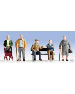 N15551 Noch OO Gauge Senior Citizens