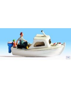 N16822 Noch OO Gauge Fishing Boat