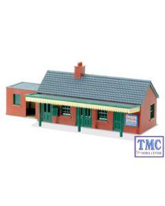 NB-12 Peco N Gauge Country Station Building brick type Kit