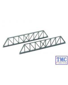 NB-38 Peco N Gauge Truss Girder Bridge Sides 143mm (5_in) long Kit