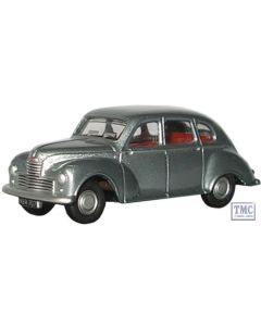 NJJ005 Oxford Diecast Jowett Javelin Athena Grey 1/148 Scale N Gauge