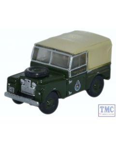 NLAN188008 Oxford Diecast 1:148 Scale N Gauge Land Rover Series 1 Civil Defence