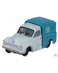 NMM012 Oxford Diecast Co-op Morris 1000 Van 1/148 Scale N Gauge