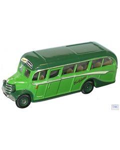 NOB002 Oxford Diecast Southdown Bedford OB Coach 1/148 Scale N Gauge