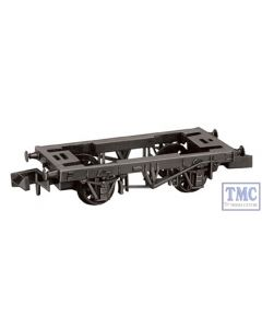 NR-119 Peco N Gauge 9ft Wheelbase wooden type solebars Chassis Kit