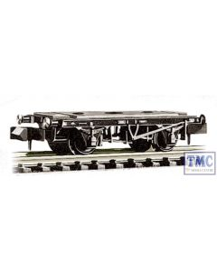 NR-121 Peco N Gauge 10ft Wheelbase steel type solebars Chassis Kit