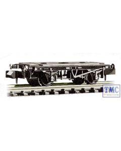 NR-121 Peco N Gauge 10ft Wheelbase steel type solebars Chassis Kit